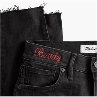 Madewell Tall Slim Straight Jeans: Drop-Hem Edition