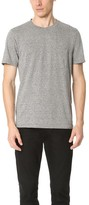 Current/Elliott Standard Fit Short Sleeve Pocket Tee