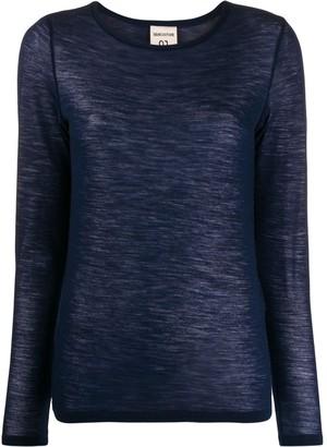 Semi-Couture Fine Knit Sweater