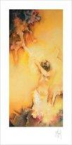 3.1 Phillip Lim 1art1 Posters: Sait Gündel Poster Art Print - Lady In Gelb x 16 inches)
