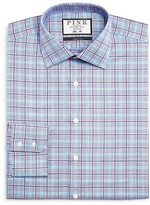 Thomas Pink Ethen Check Slim Fit Dress Shirt - 100% Bloomingdale's Exclusive