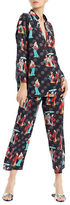 N Natori Kyoto Printed Pajamas