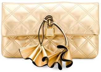 Marc Jacobs Sofia Loves quilted clutch