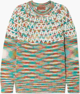 Missoni Wool-blend Sweater