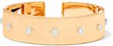 Buccellati Macri 18-karat Gold Diamond Bracelet - M