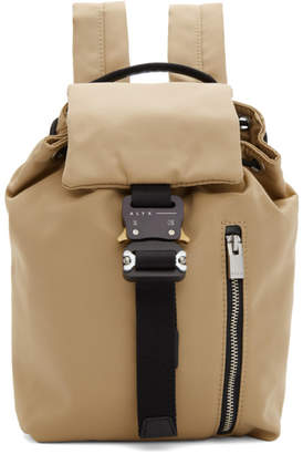 Alyx Beige Baby X-Bag Backpack