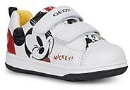 Geox x Disney Boys' Mickey Mouse New Flick Sneakers - Walker