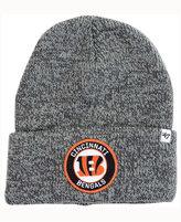 '47 Cincinnati Bengals Ice Chip Knit Hat