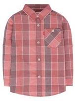 Levi's Boy's Plaid Shirt