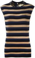 Sonia Rykiel striped tank top