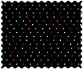 Camilla And Marc SheetWorld Primary Colorful Pindots Woven Fabric - By The Yard - 101.6 cm (44 inches)