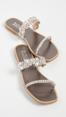 Badgley Mischka Jenelle Slide Sandals