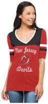 '47 Women's New Jersey Devils Gameday Debut T-Shirt