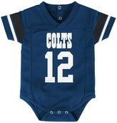 Baby Indianapolis Colts Andrew Luck Jersey Bodysuit
