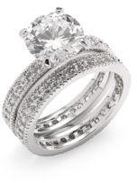 Saks Fifth Avenue Stone Rings- Set Of 2
