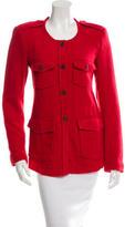 Etoile Isabel Marant Long Sleeve Wool Jacket