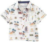 Sovereign Code Pace Button Front Shirt (Baby Boys)