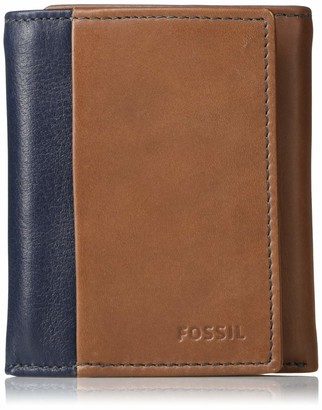 Fossil Men's Trifold