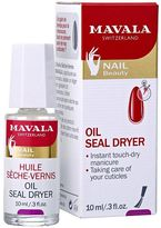 Mavala Oil Dryer Fast Drying Top Coat with Cuticle Protection 10ml