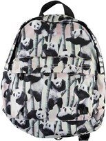 Thumbnail for your product : Molo Kid's Panda-Print Small Backpack