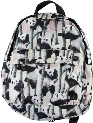 Molo Kid's Panda-Print Small Backpack