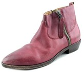 Lemaré 0602 Pointed Toe Leather Ankle Boot.