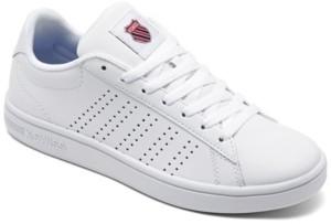K-Swiss Women's Court Casper Casual Sneakers from Finish Line