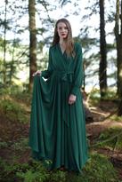 Shabby Apple Hickory Dress Green