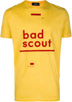 DSQUARED2 Bad Scout print T-shirt