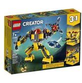 Lego Creator 3-in-1 Toy Water Vehicle Underwater Robot 31090