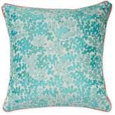 Kim Seybert Sea Odyssey Linen Pillow
