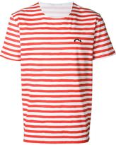 Societe Anonyme striped T-shirt - men - Cotton - S