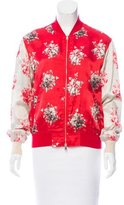 Paul Smith Floral Bomber Jacket