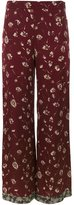 Etro floral print palazzo pants