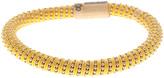Carolina Bucci Yellow Gold Twister Bracelet