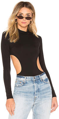 by the way. Jovanna Cut Out Bodysuit
