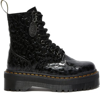 Dr. Martens x X-Girl Jadon platform boots