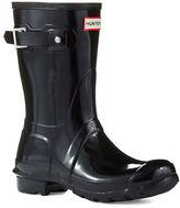 Hunter Gloss Short Boots