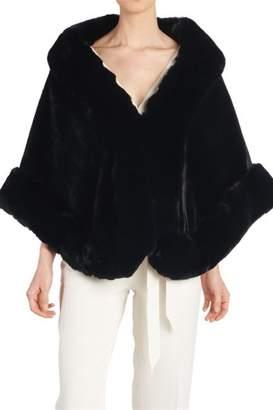 Coco + Carmen Royale Faux Fur Wrap