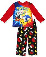 Pokemon Sun & Moon Characters Fleece Pajamas for boys