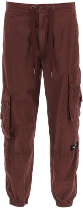Dolce & Gabbana Cotton Cargo Trousers
