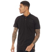 Blend Mens Tadeus Polo Black