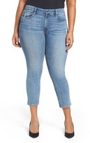Good American Women's Good Cuts High Waist Boyfriend Jeans