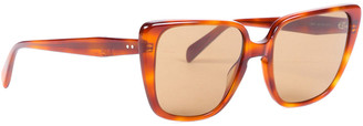 Celine Women's Brown Cat Eye 57.15Mm Sunglasses