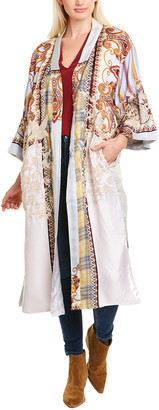 Johnny Was Rama Silk Kimono