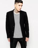 Minimum Overcoat In Slim Fit