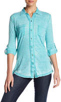 Casual Studio Pocket Button Down Shirt