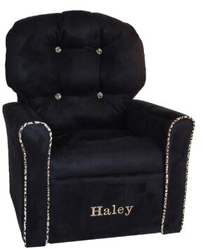 Harriet Bee Nobles Personalized Kids Chair