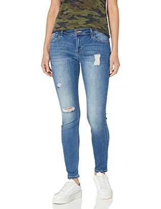 Kensie Jeans Women's Stretch Ankle Biter Jeans