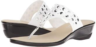 Onex Mermaid (Black) Women's Sandals